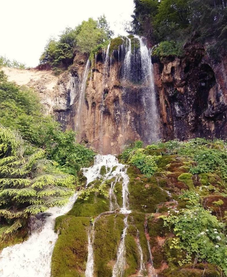 Cascada Pișoaia din Apuseni. Legenda! – Apuseni Transilvania