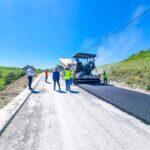 A început asfaltarea pe Transalpina de Apuseni!